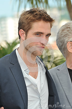 Robert Pattinson Editorial Stock Image