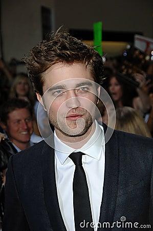 Robert Pattinson Editorial Photo