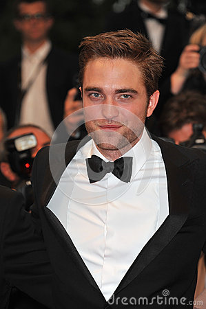 Robert Pattinson Editorial Photography