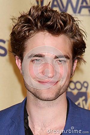 Robert Pattinson Editorial Stock Photo