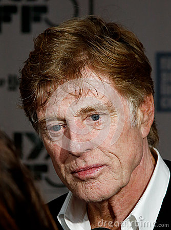 Robert Redford Editorial Photo