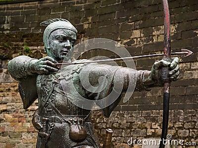 Robin Hood of Nottingham
