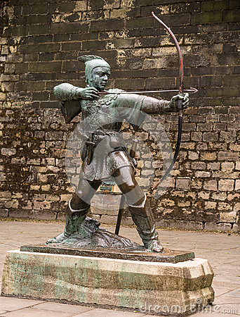 Robin Hood of Nottingham
