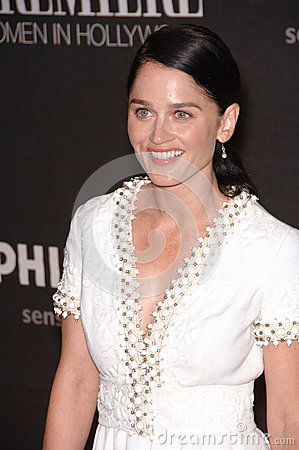 Robin Tunney Editorial Photo