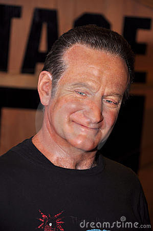 Robin Williams Editorial Stock Photo
