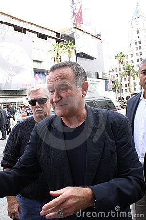 Robin Williams Editorial Stock Image