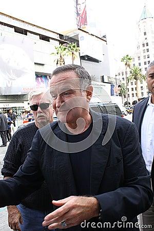 Robin Williams Editorial Stock Image