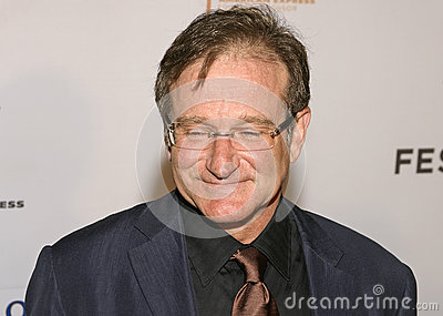 Robin Williams Editorial Photography