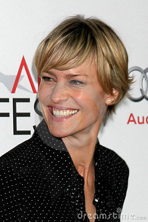 Robin Wright Fotografia Editoriale
