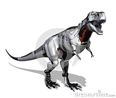 RoboDinosaur