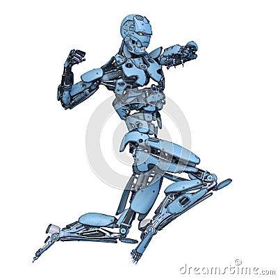 Free Robot Royalty Free Stock Photo - 122074795
