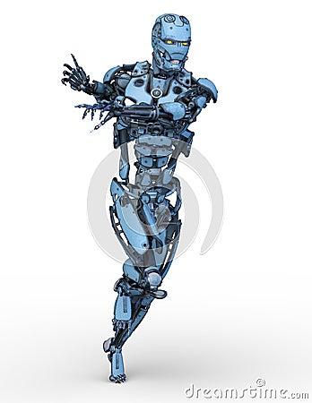 Free Robot Stock Photo - 122074810