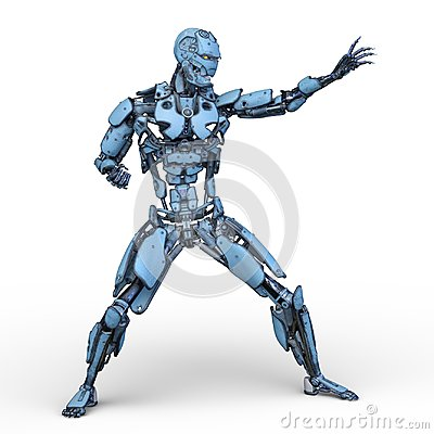Free Robot Stock Images - 122074834