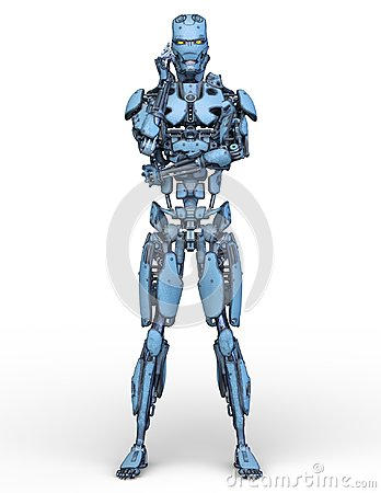 Free Robot Stock Photos - 122074843