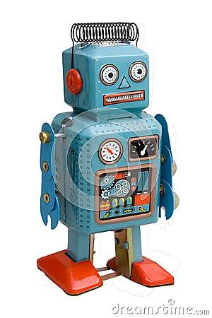 Free Robot Royalty Free Stock Photos - 4489358