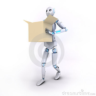 Free Robot 5 Stock Photos - 12021943