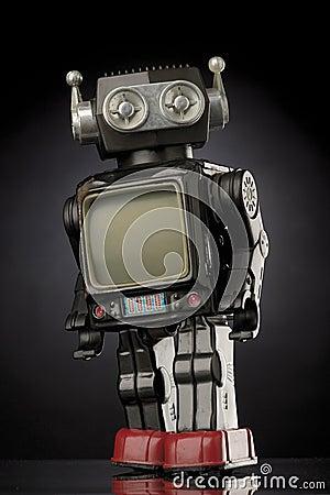 Free Robot Stock Image - 710321