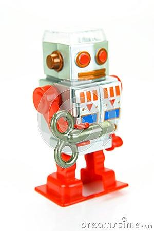 Free Robot Royalty Free Stock Image - 9253816