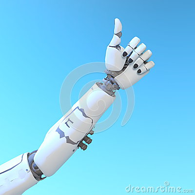 Free Robot Arm Stock Photography - 64562022