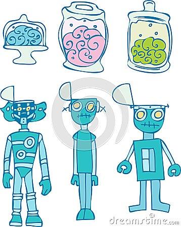 Robot Brains - Transplant