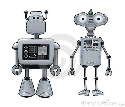 Robot Cartoons