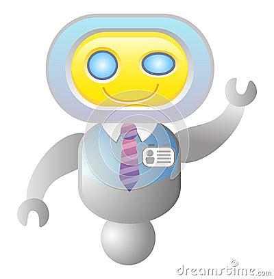 Robot consultant