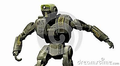 Robot droid