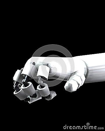 Robot Hand 4