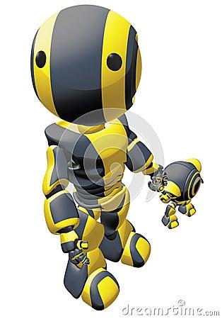 Robot parent