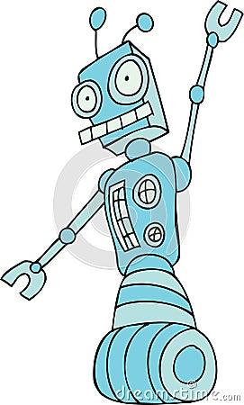 Robot Rolling