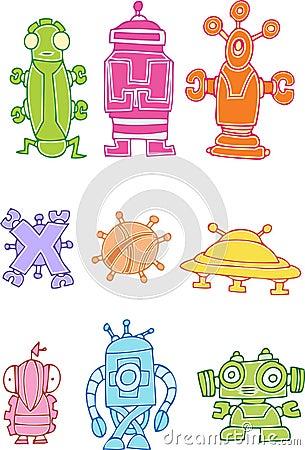 Robot Set 2