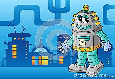 Robot theme image 3
