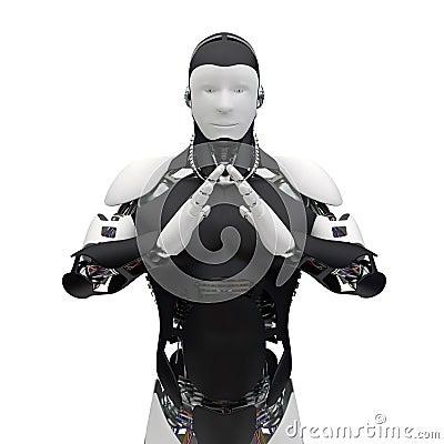 The robot v01