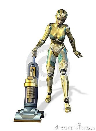 Robot Vacuuming
