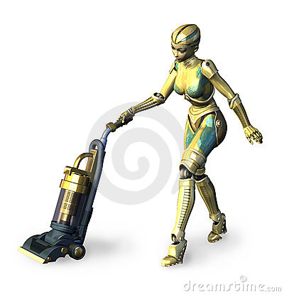 Robot Vacuuming 2