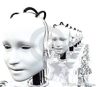 Robot Women 2
