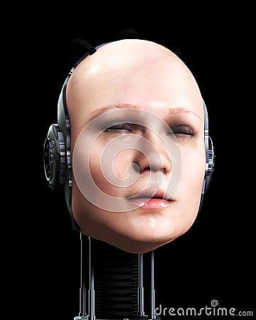 Robot Women 7