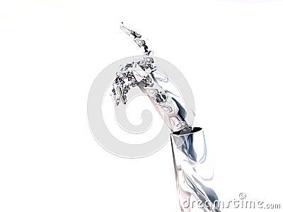 A Robotic Hand Gesture 6