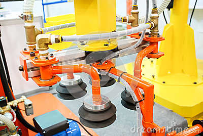 Robotic for move package in logistic warehouse