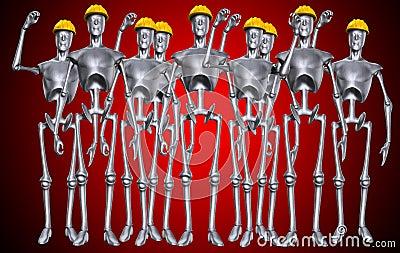 Robotic Workforce