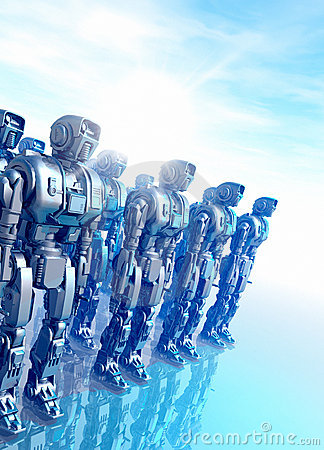 Free Robots Stock Photos - 20529563