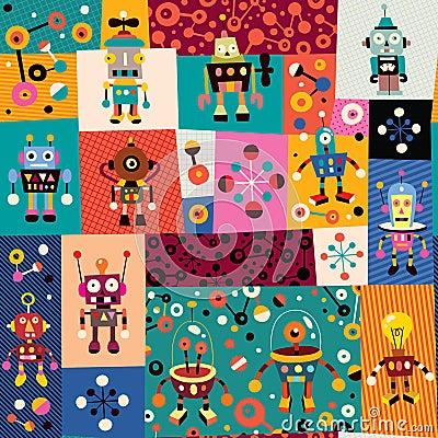 Robots pattern