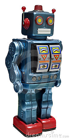 Robottoy