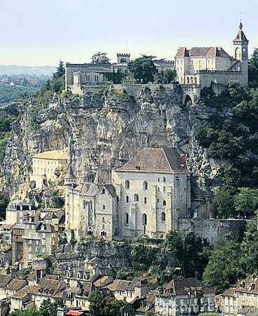 Free Rocamadour Stock Images - 3978574