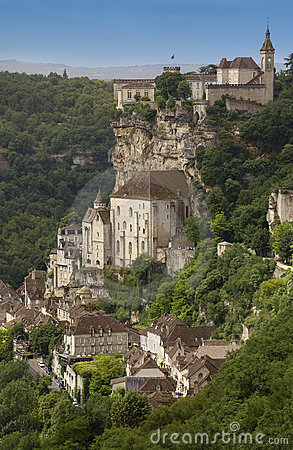 Rocamadour - Lot region - France