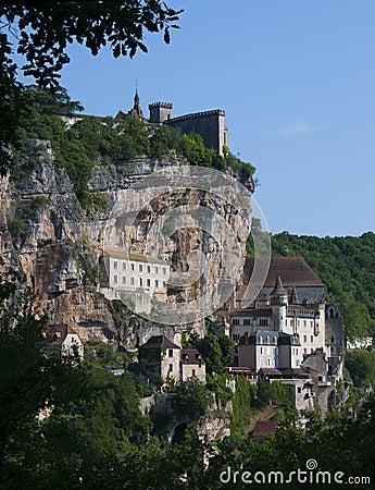 Rocamadour Pilgrim Village
