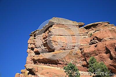 Rocas rojas, Colorado