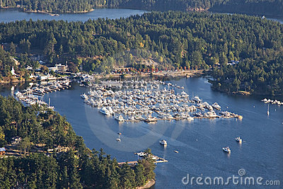 Roche Harbor San Juan Islands Washington