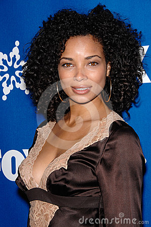 Rochelle Aytes Editorial Stock Photo