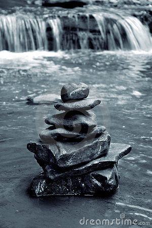 Roches de méditation